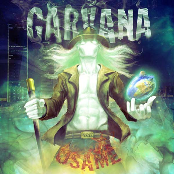Cover for the music band Garvana